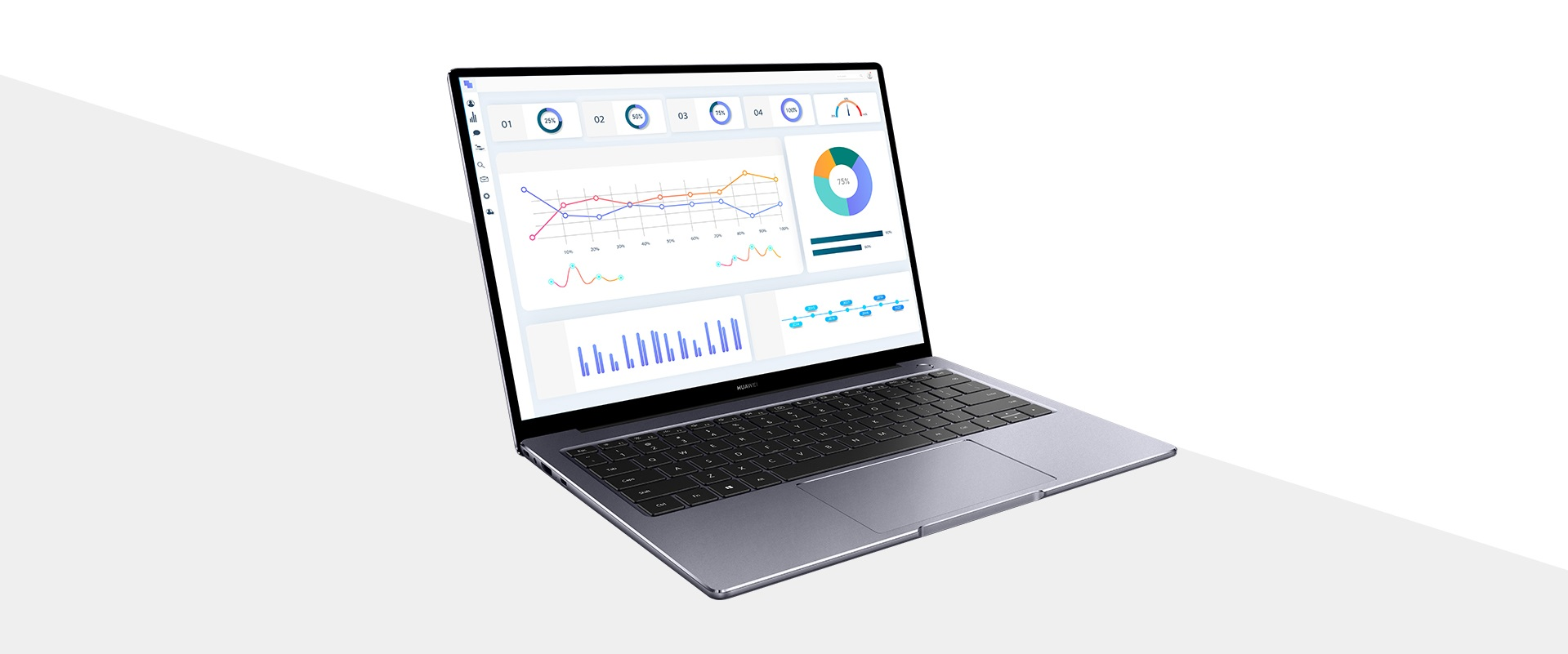 Huawei MateBook B5-420 laptop