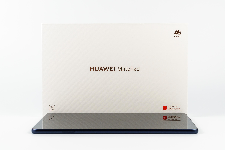 Huawei MatePad 10 i pudełko