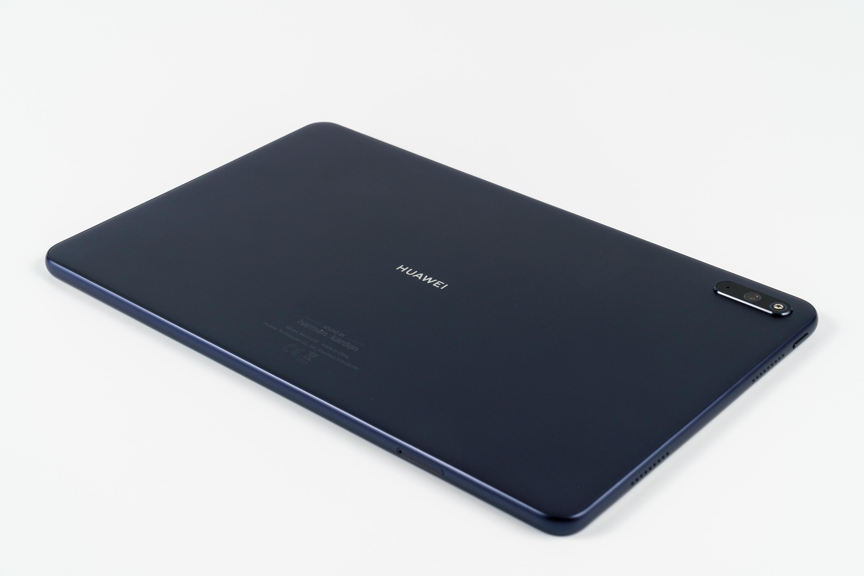 Huawei MatePad 10 z tyłu