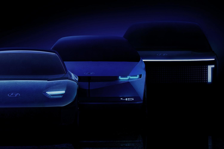 Hyundai zapowiada elektryczną rewolucję i nową markę Ioniq