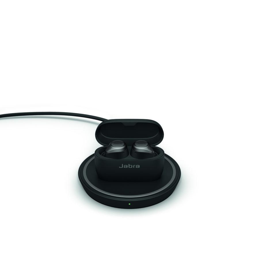 Można już kupować słuchawki Jabra Elite 75t z funkcją ładowania bezprzewodowego