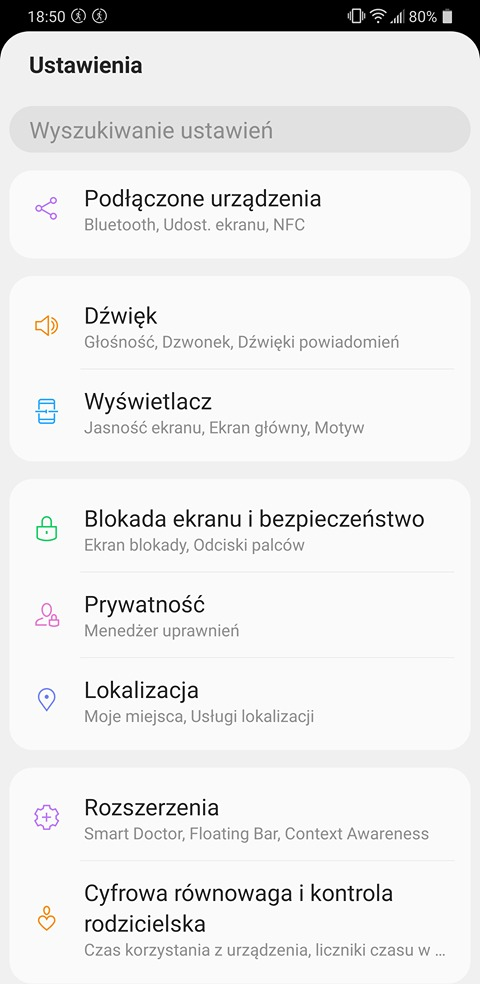Android 10 trafia na LG G7 ThinQ w Polsce - znakomicie! 24 Android 10