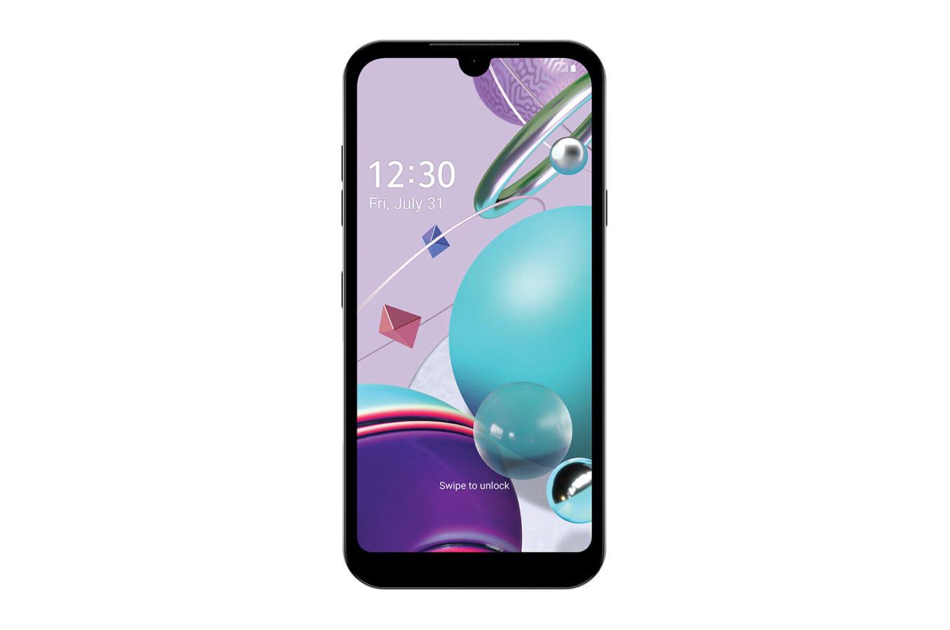 smartfon LG K31 smartphone