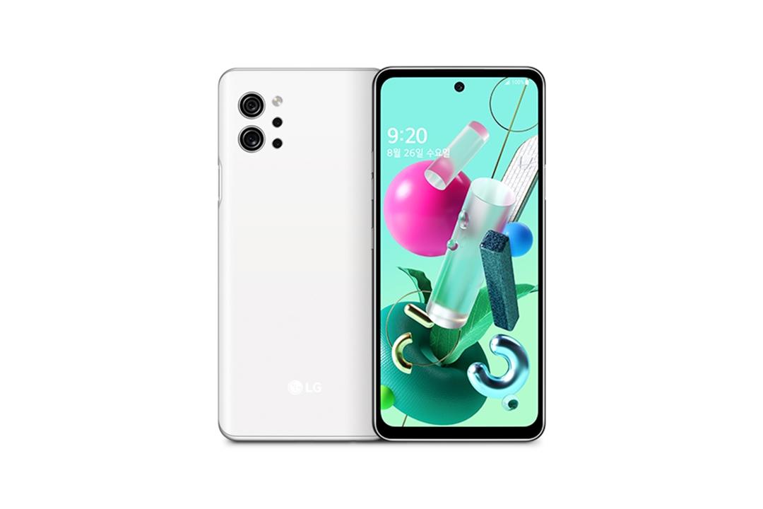 smartfon LG Q92 5G smartphone