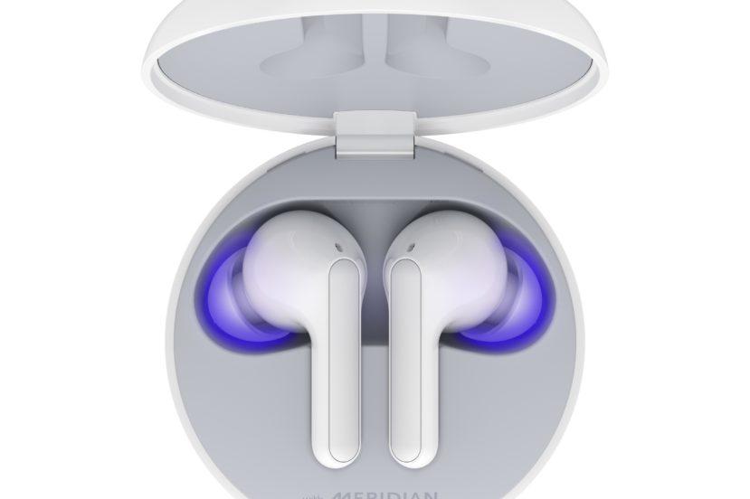 Słuchawki LG TONE Free z etui dezynfekującym wkrótce w Polsce. Niższy model dostępny już teraz 24
