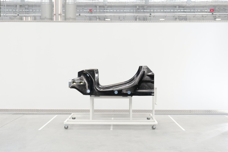McLaren - nowa architektura.