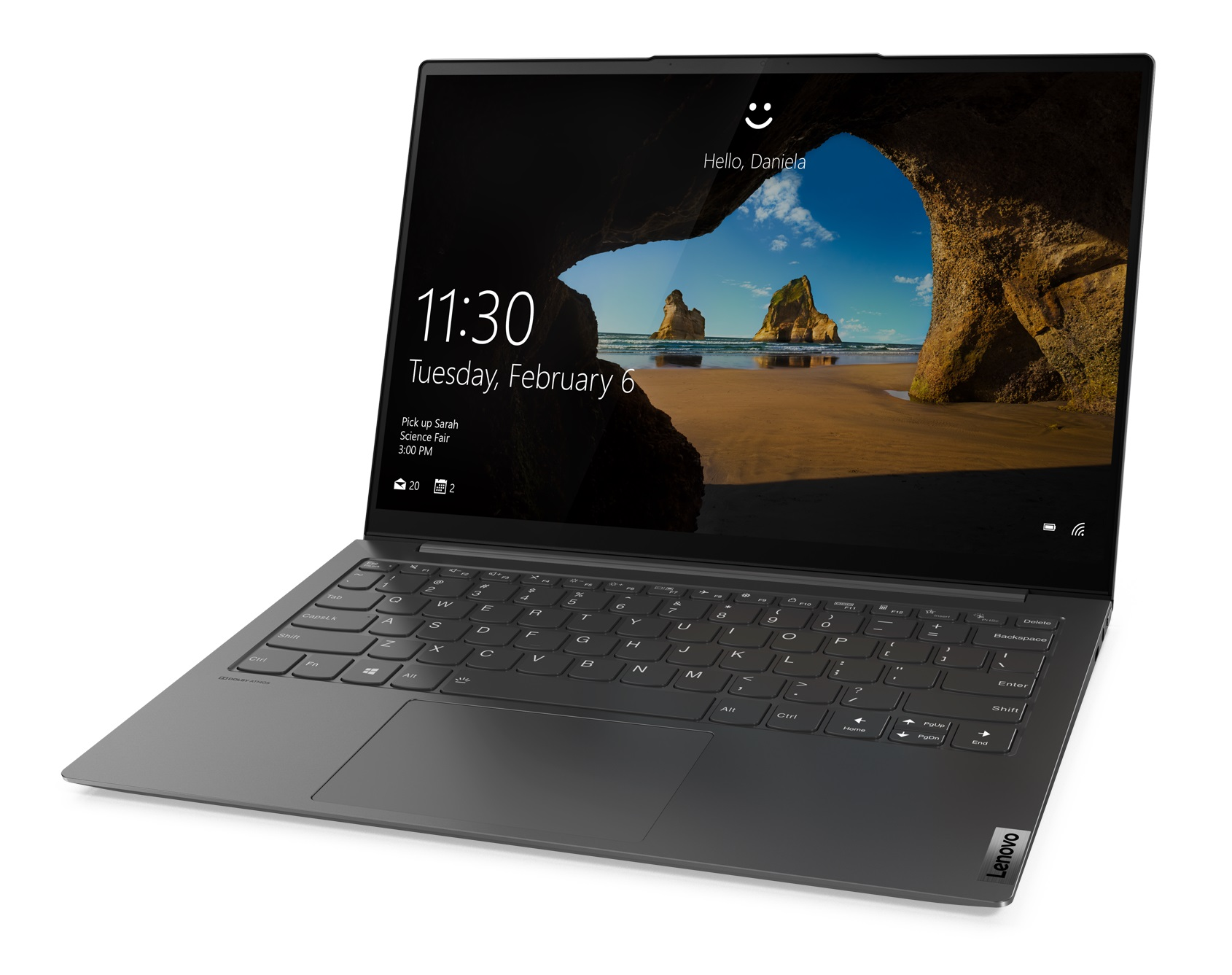 laptop Lenovo Yoga Slim 7i Iron Grey