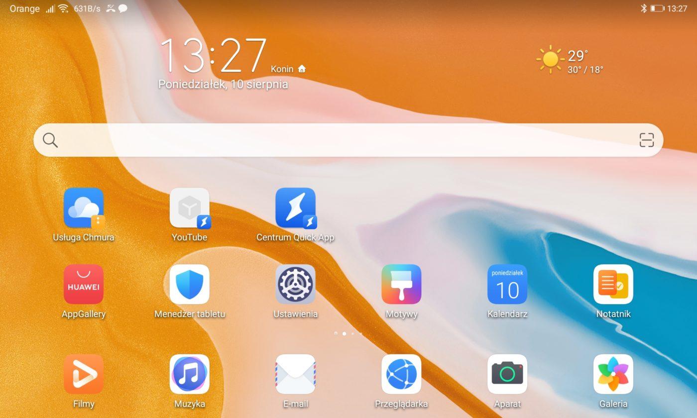 Recenzja Huawei MatePad 10.4 - po raz kolejny wojna handlowa uderza w niezły sprzęt