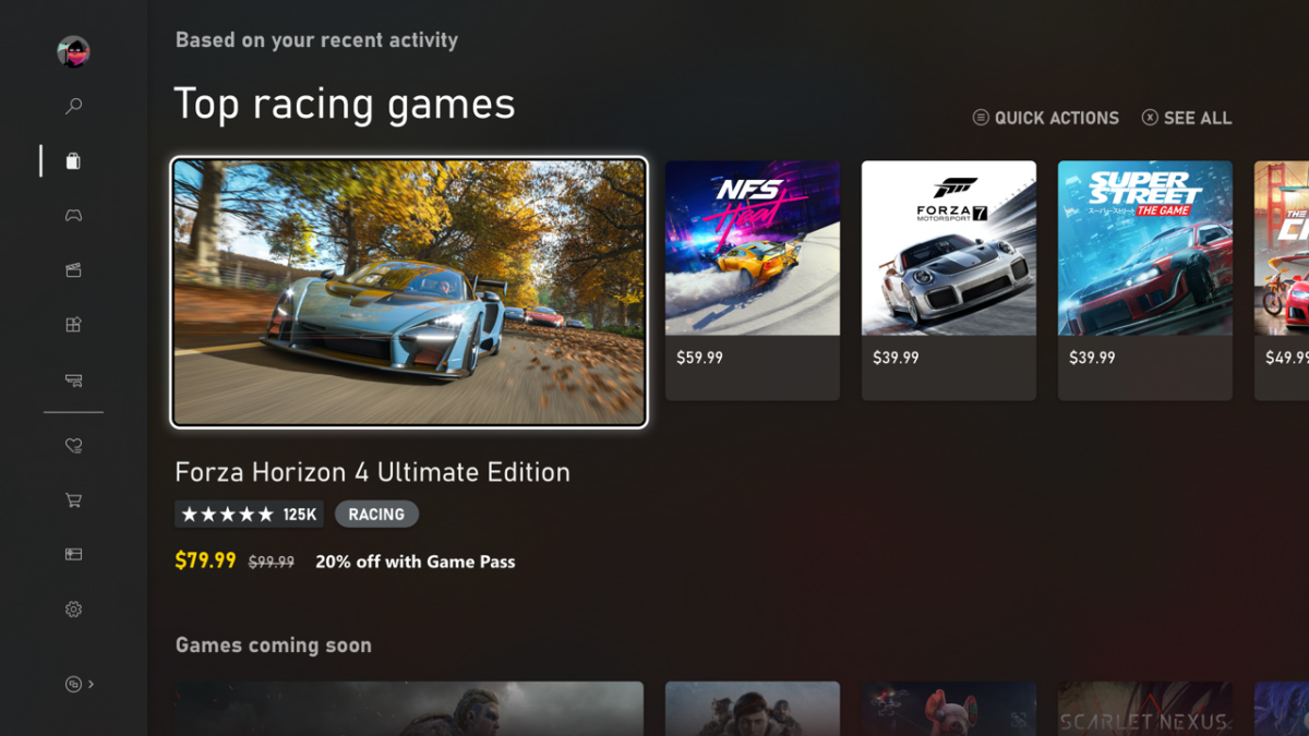 Microsoft Store Xbox