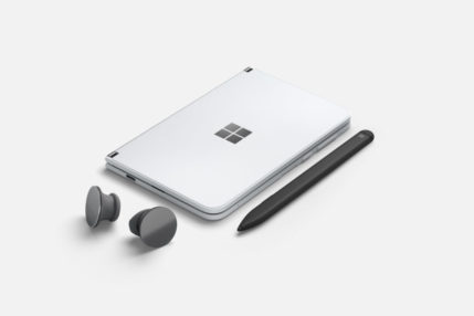 Microsoft Surface Duo Surface Buds Surface Pen