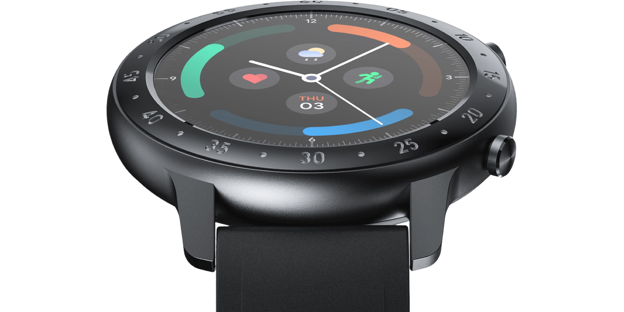 smartwatch Mobvoi TicWatch GTX