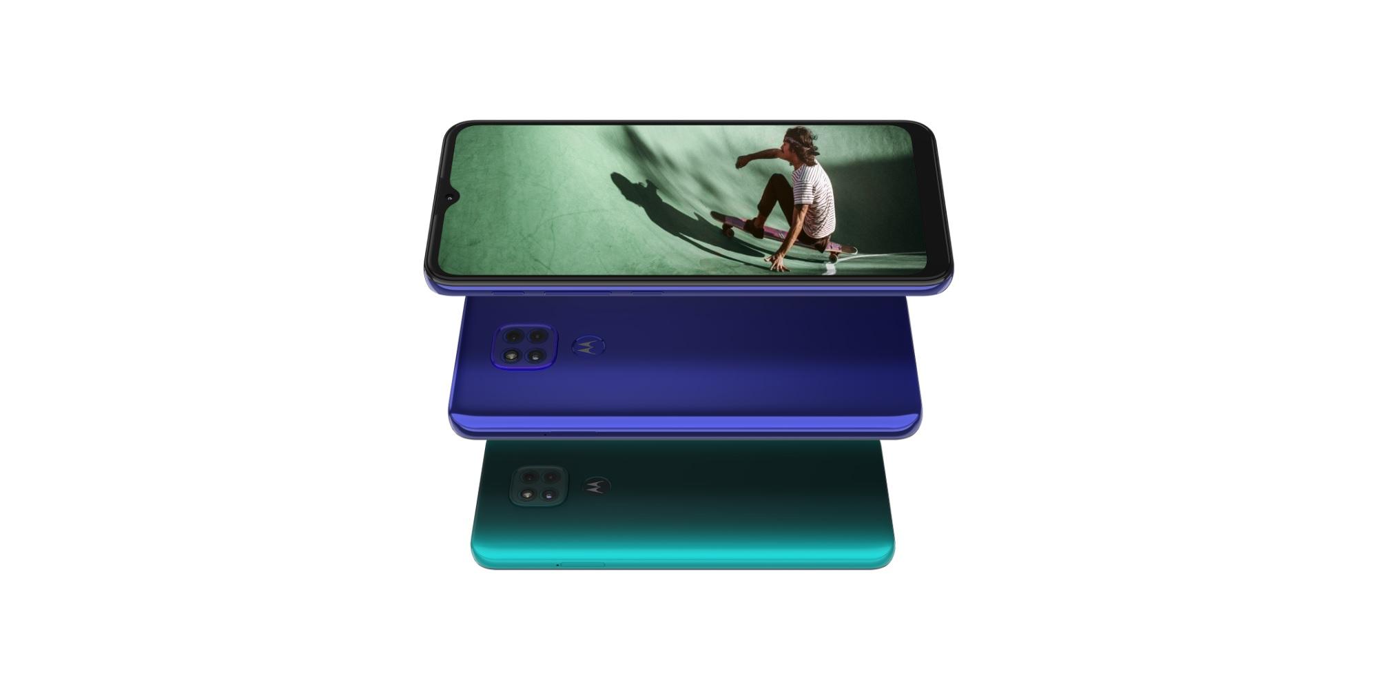 smartfon Motorola Moto G9 smartphone
