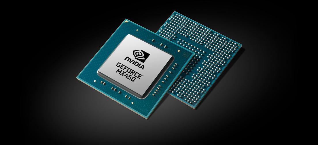NVIDIA GeForce MX450