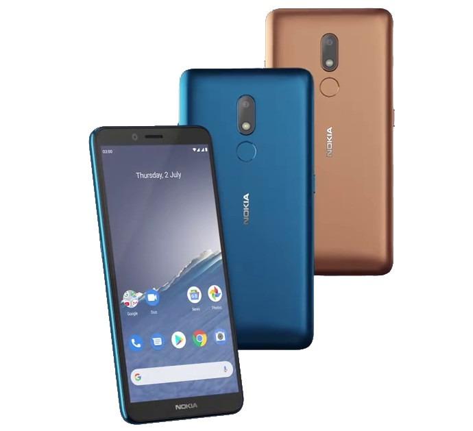 Nokia C3 - za równowartość 375 zł może być hitem w niektórych regionach