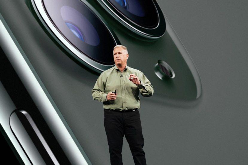 Phil Schiller - człowiek, który stoi za marketingowym sukcesem Apple, zmienia swoje stanowisko 18