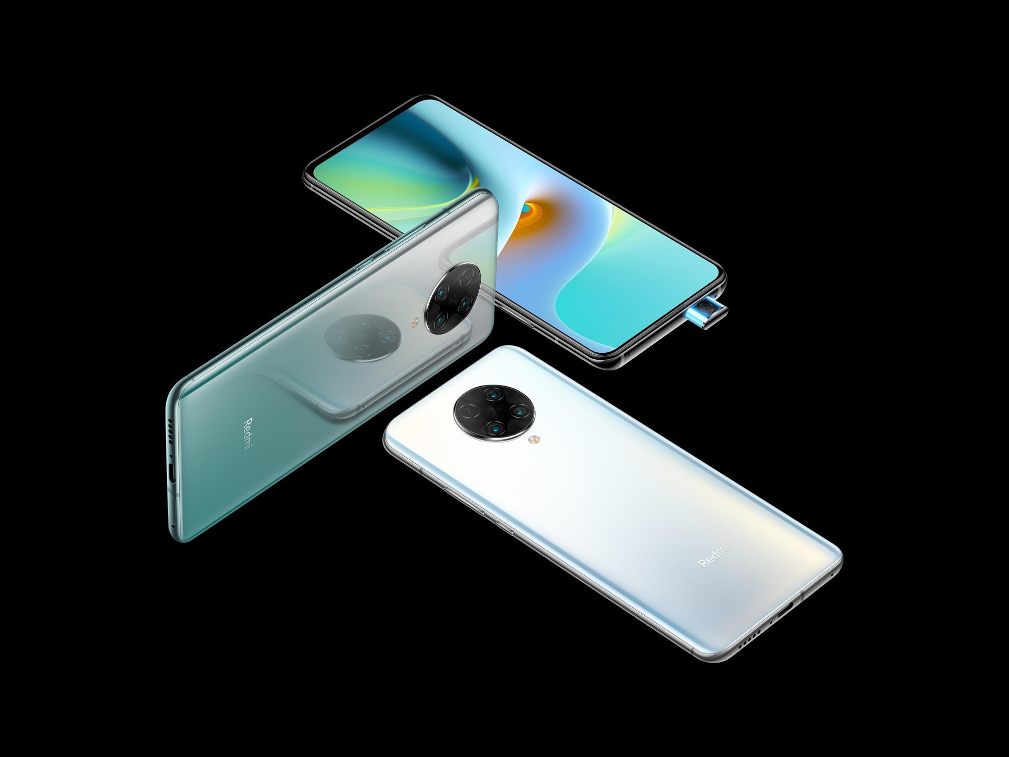 Xiaomi Redmi K30 Ultra - ma ekran AMOLED 120 Hz, modem 5G i wycenili go na śmieszne pieniądze