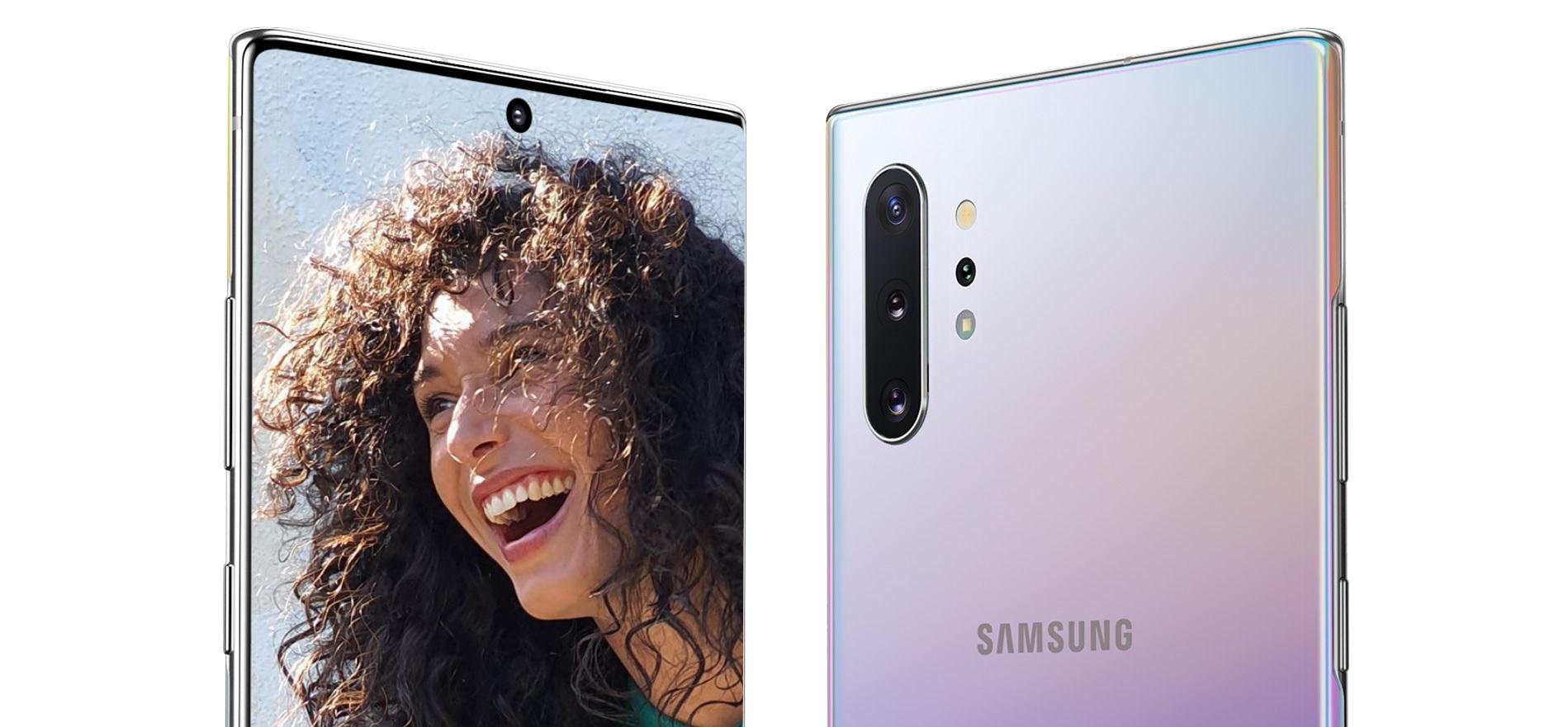 smartfon Samsung Galaxy Note 10+ smartphone