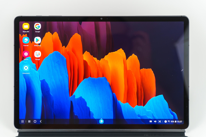 Samsung Galaxy Tab S7 tryb Dex
