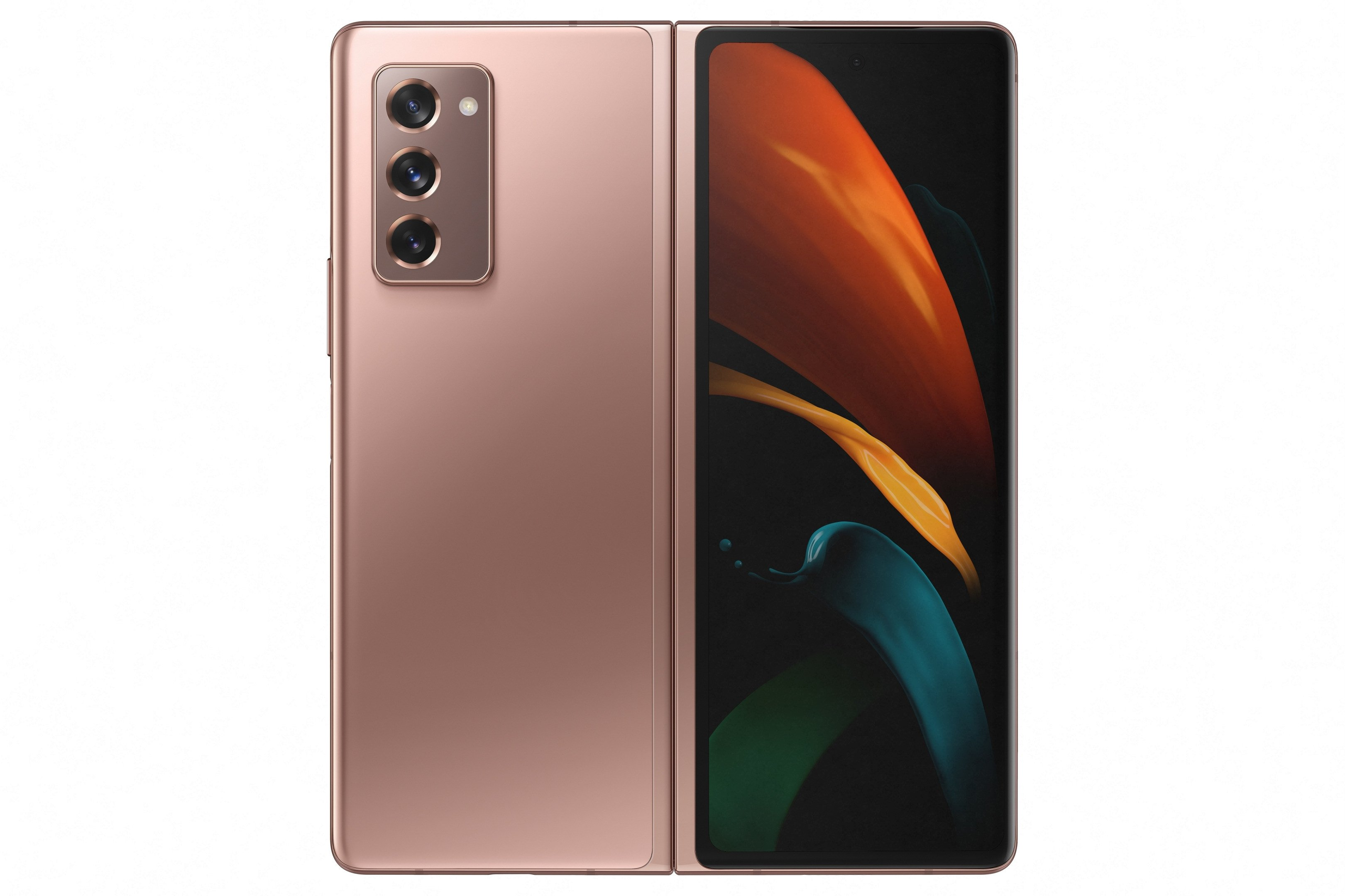 smartfon Samsung Galaxy Z Fold 2 5G smartphone