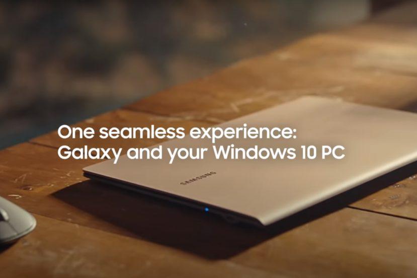 Samsung Galaxy Windows 10
