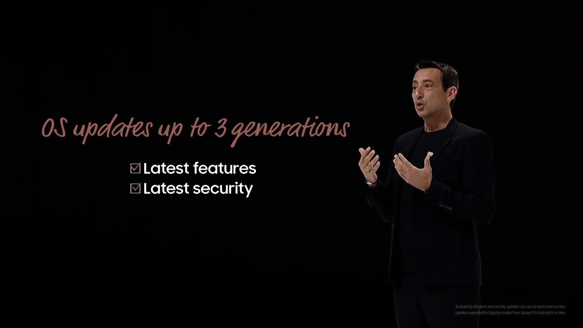 Samsung wydłużony okres aktualizacji
