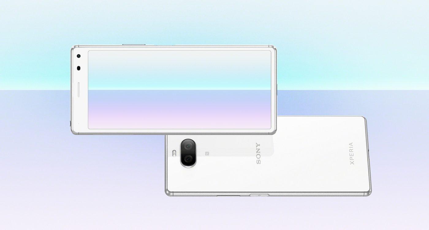 smartfon Sony Xperia 8 Lite smartphone
