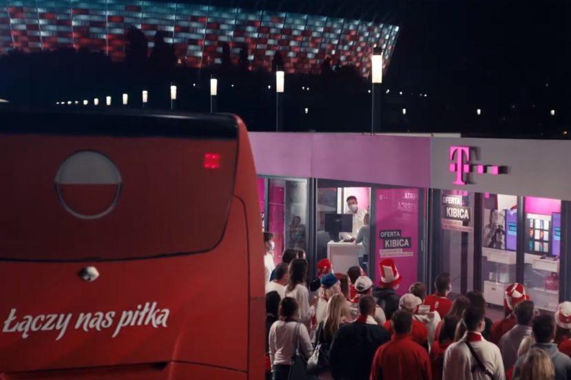 T-Mobile oferta dla kibiców piłkarska