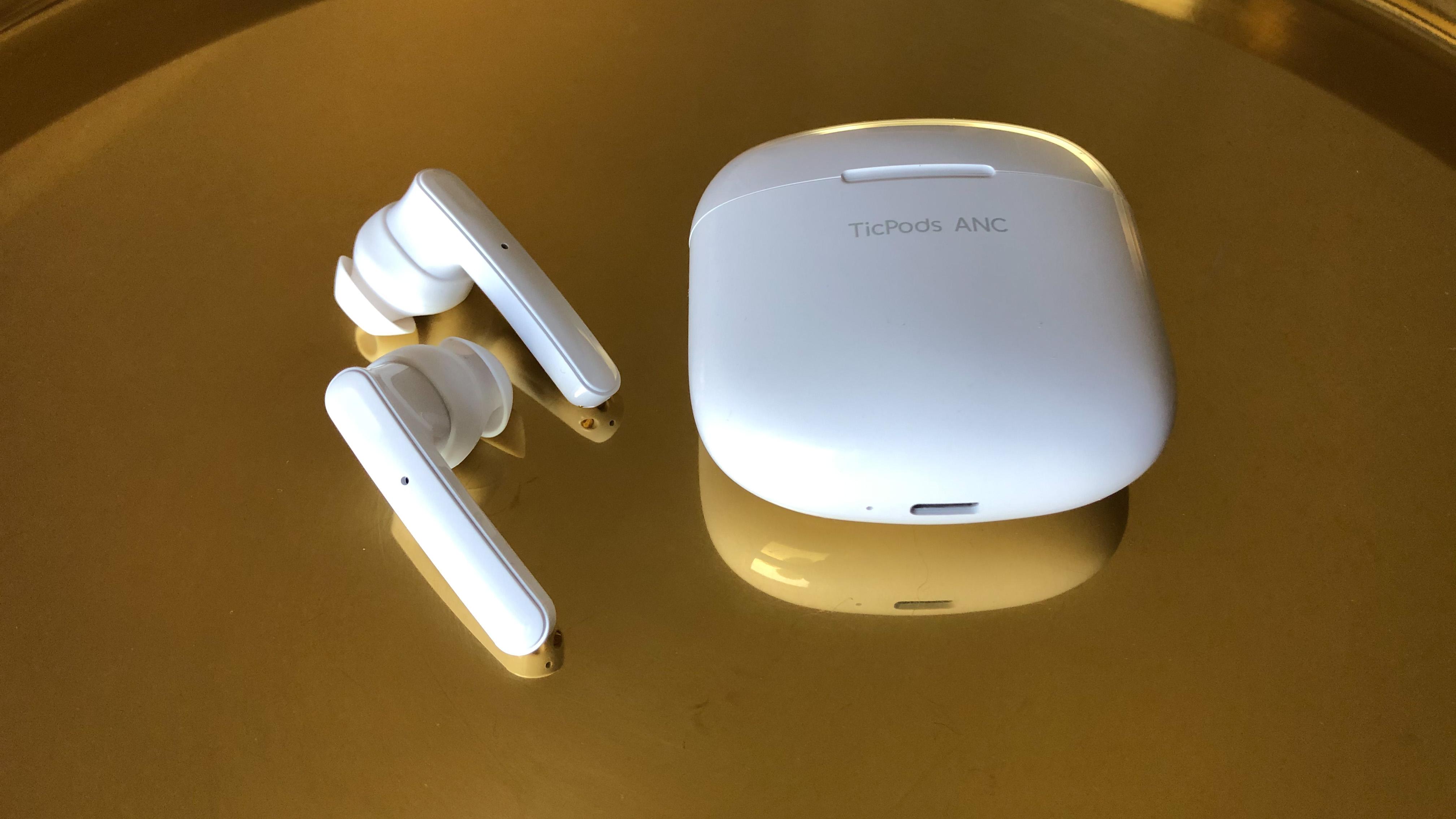 TicPods ANC to słuchawki premium?