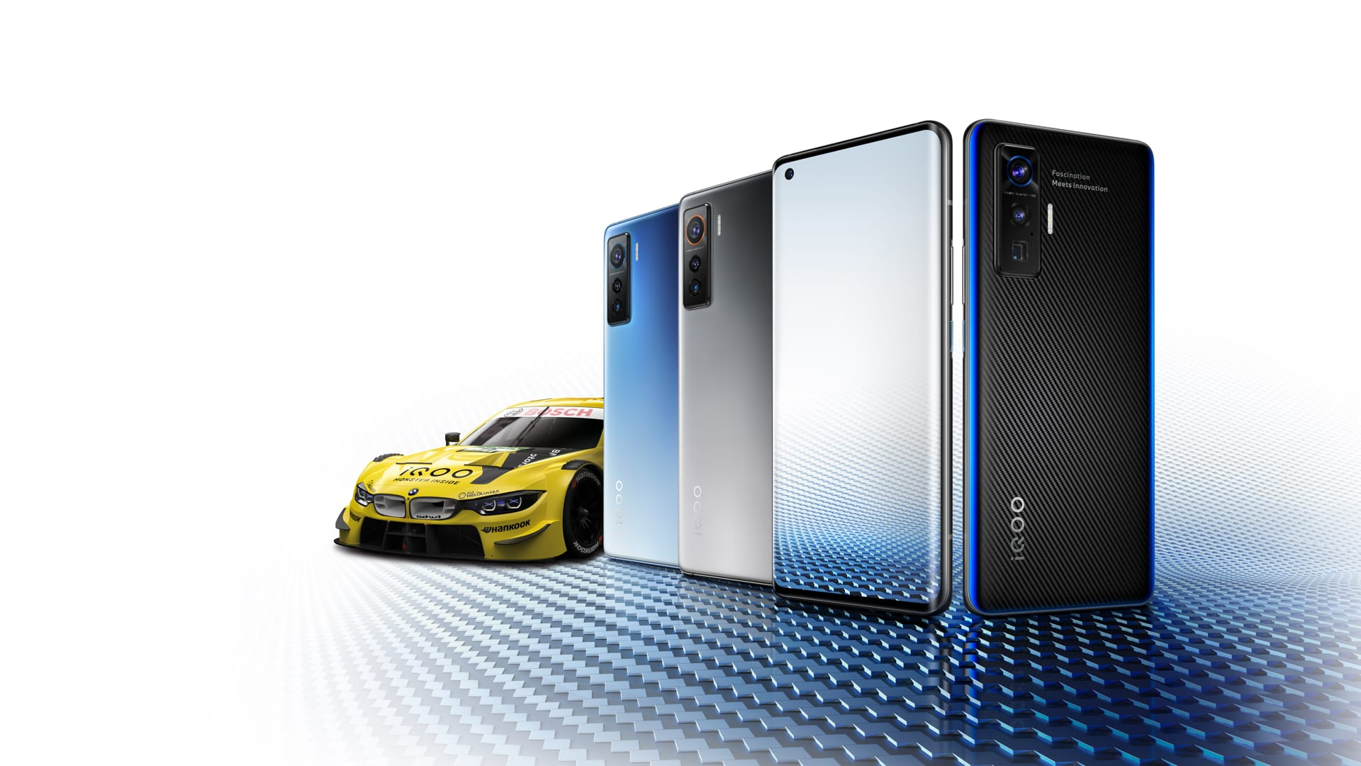 smartfon Vivo iQOO 5 Pro smartphone