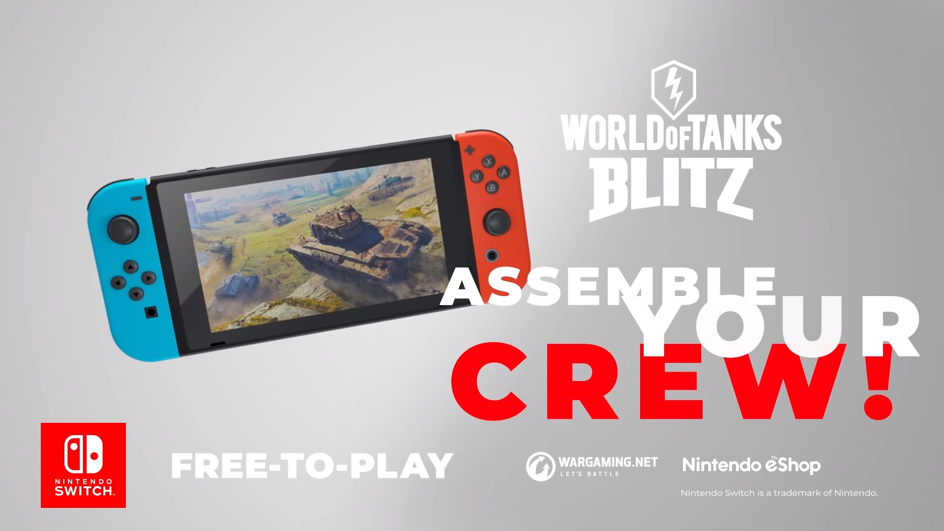 World of Tanks Blitz Nintendo Switch