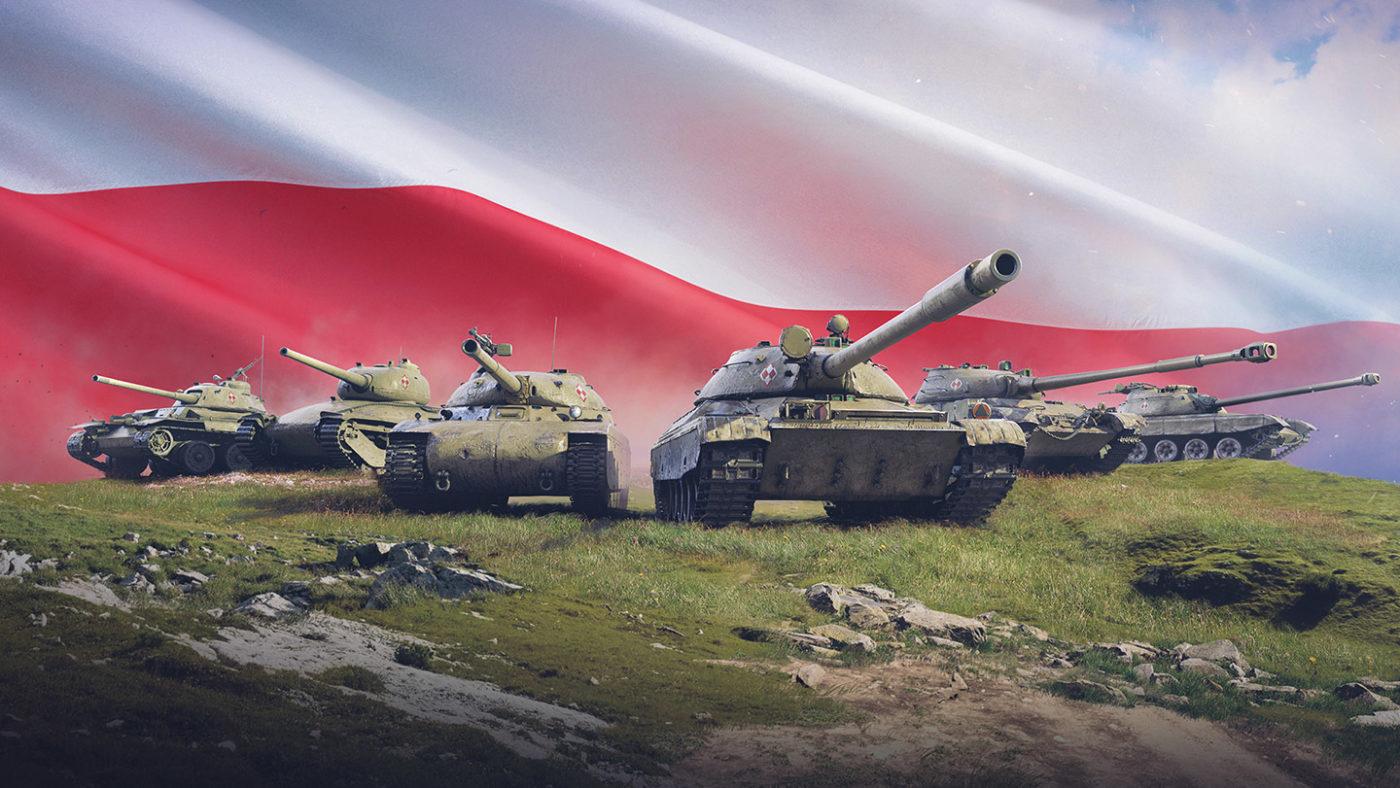 Do World of Tanks trafiła ogromna aktualizacja 1.10