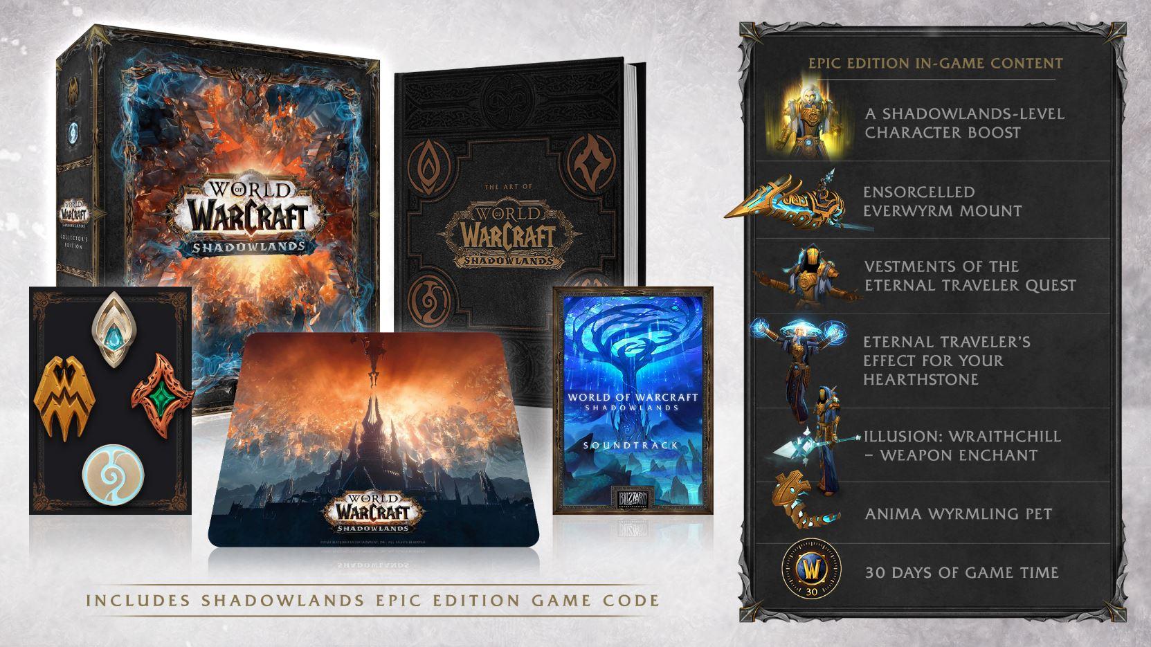 Już w październiku zadebiutuje Shadowlands - ósmy dodatek do nieśmiertelnego World of Warcraft