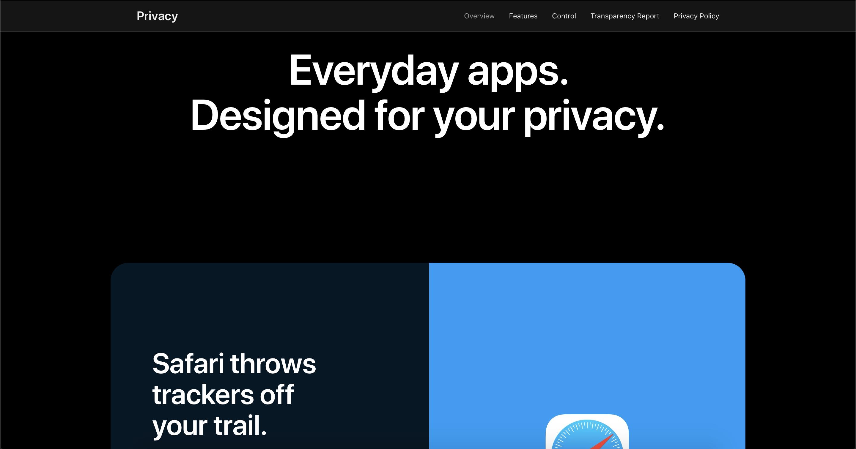 Podejście Apple do prywatności nie podoba się Facebookowi