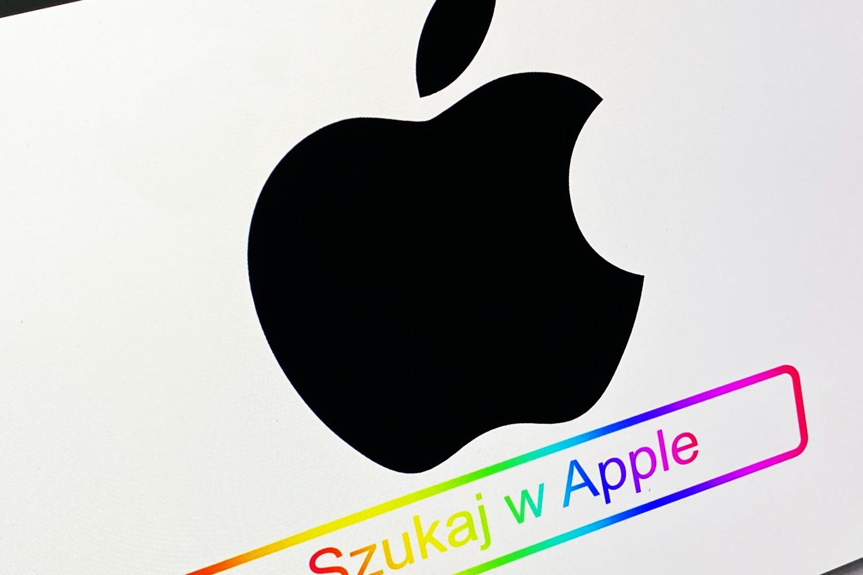 Apple ma pracować nad własną wyszukiwarką. To może być cios dla Google