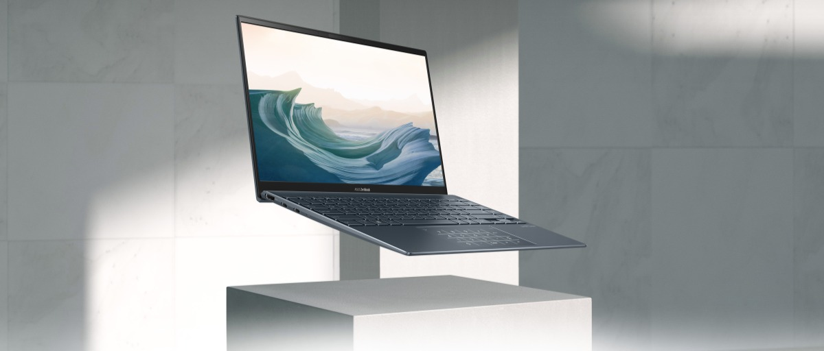 Nowe laptopy ZenBook 13 i ZenBook 14 można już kupować. Przygotujcie przynajmniej 4 tys. zł