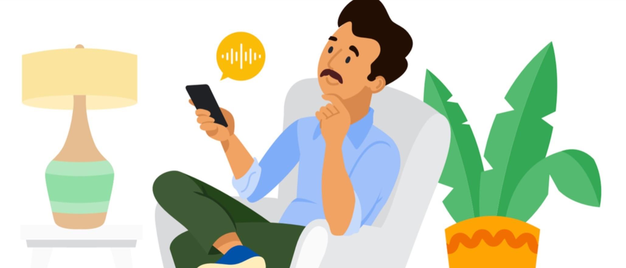 Asystent Google może wysyłać wiadomości głosowe do znajomych. Czekamy na obsługę języka polskiego 15 Asystent Google