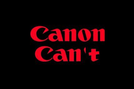 Najpierw Garmin, teraz Canon. Firma padła ofiarą poważnego ataku hakerskiego 25