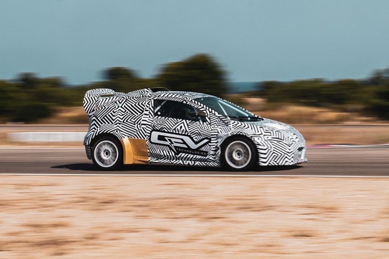 eRX2 – nowa seria wyścigów rallycrossowych dla samochodów elektrycznych