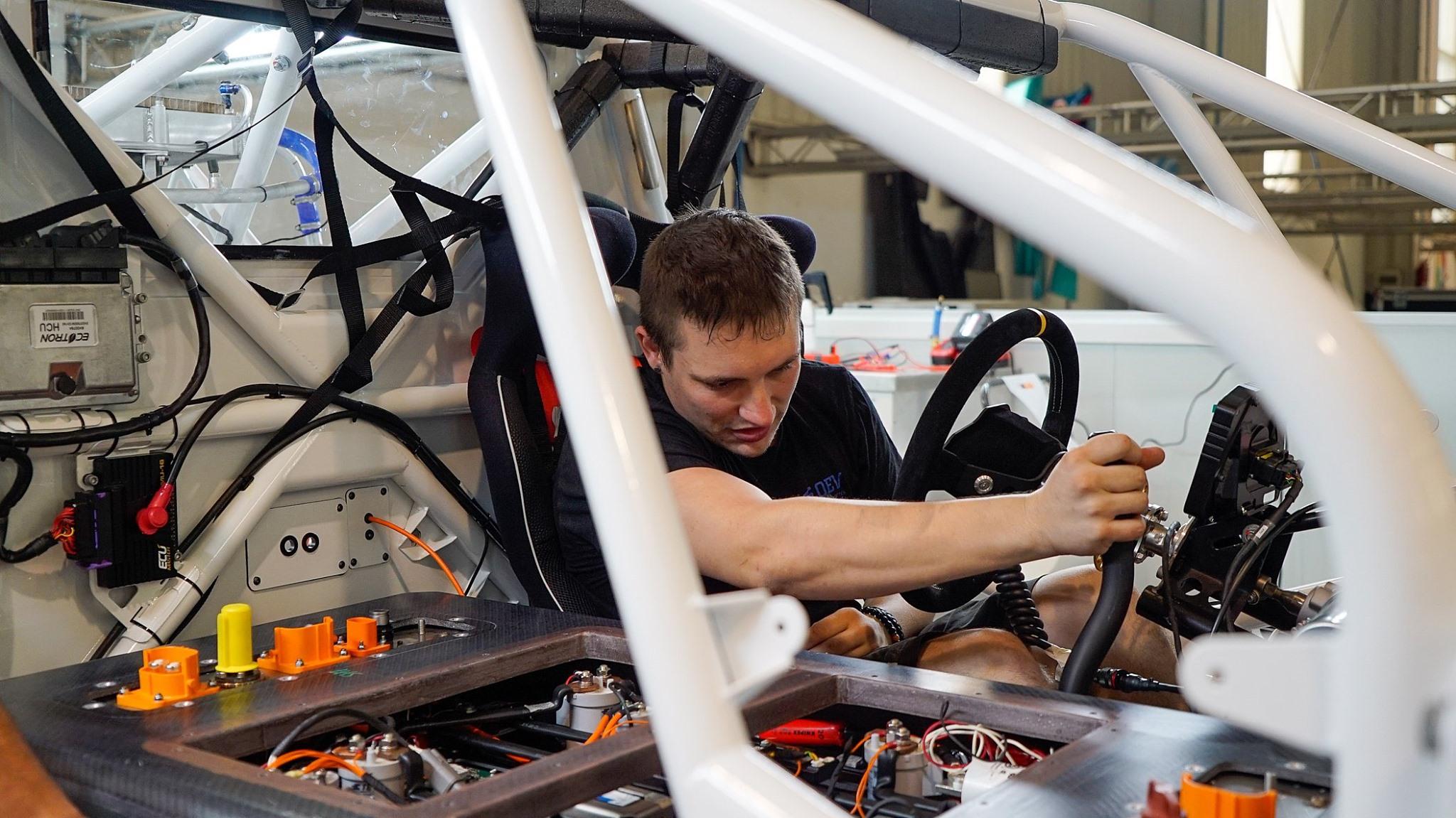 eRX2 – nowa seria wyścigów