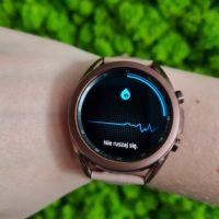 W Polsce już to mamy, inni dostali w aktualizacji - saturacja krwi w Galaxy Watch 3 20