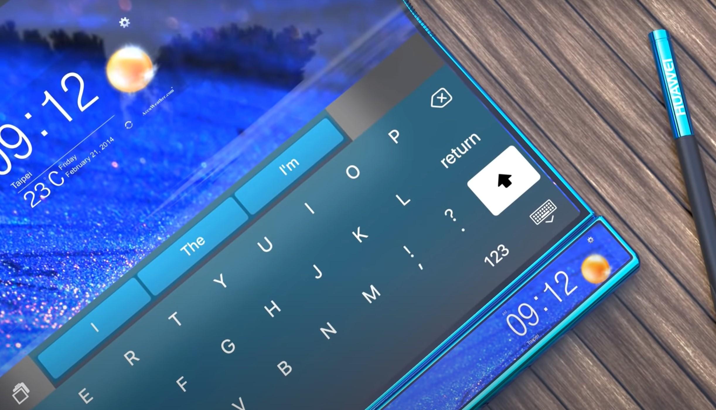 Huawei Mate X2 będzie bardziej podobny do Galaxy Z Fold 2 niż do swojego poprzednika