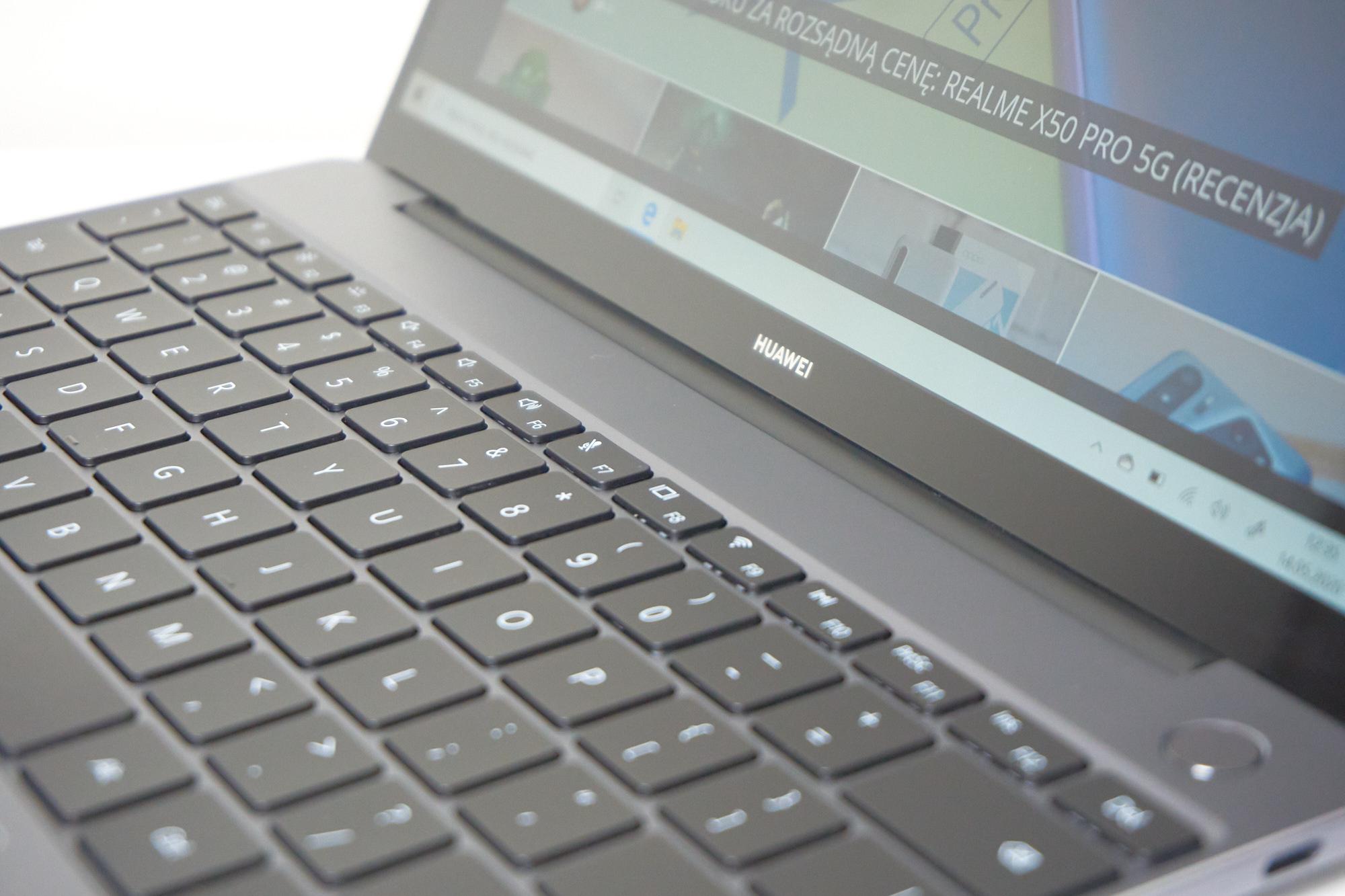 Huawei Matebook 13 2020 fot. Tabletowo.pl