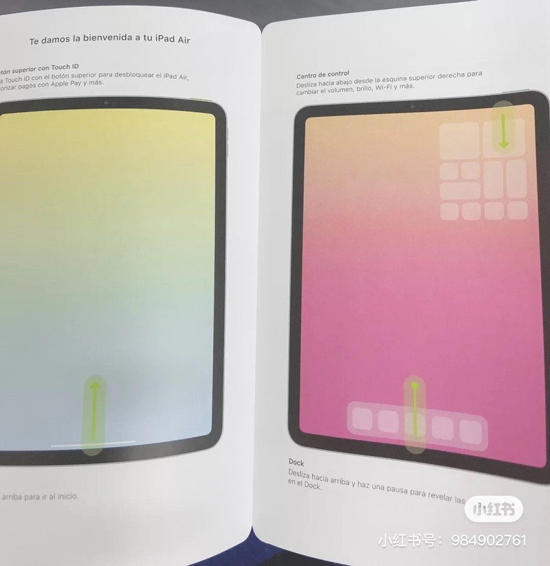 Apple iPad 4 Air TouchID
