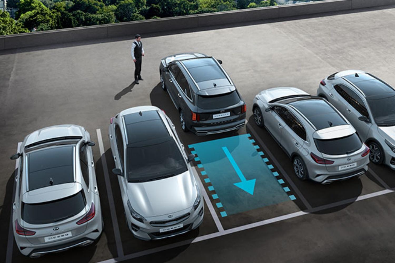 Nowa Kia Sorento zaparkuje sama i to bez kierowcy w środku