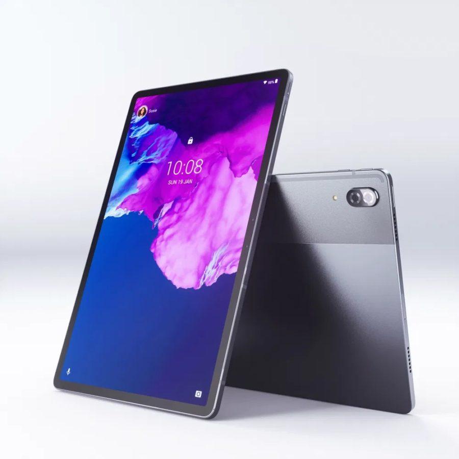 Wygląda jak iPad, a to przecież nowy tablet Lenovo Tab P11 Pro 21 tablet