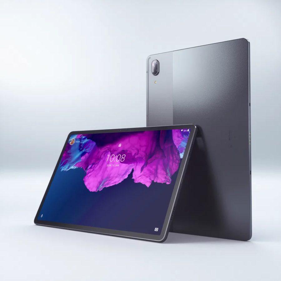 Wygląda jak iPad, a to przecież nowy tablet Lenovo Tab P11 Pro 20 tablet