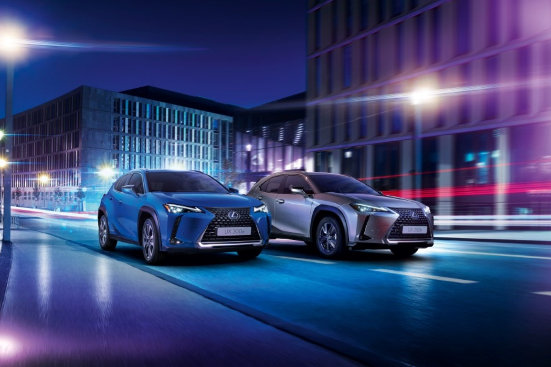 Lexus RZ 450e – nadjeżdża kolejny, w pełni elektryczny SUV z Kraju Kwitnącej Wiśni 18 Lexus RZ 450e