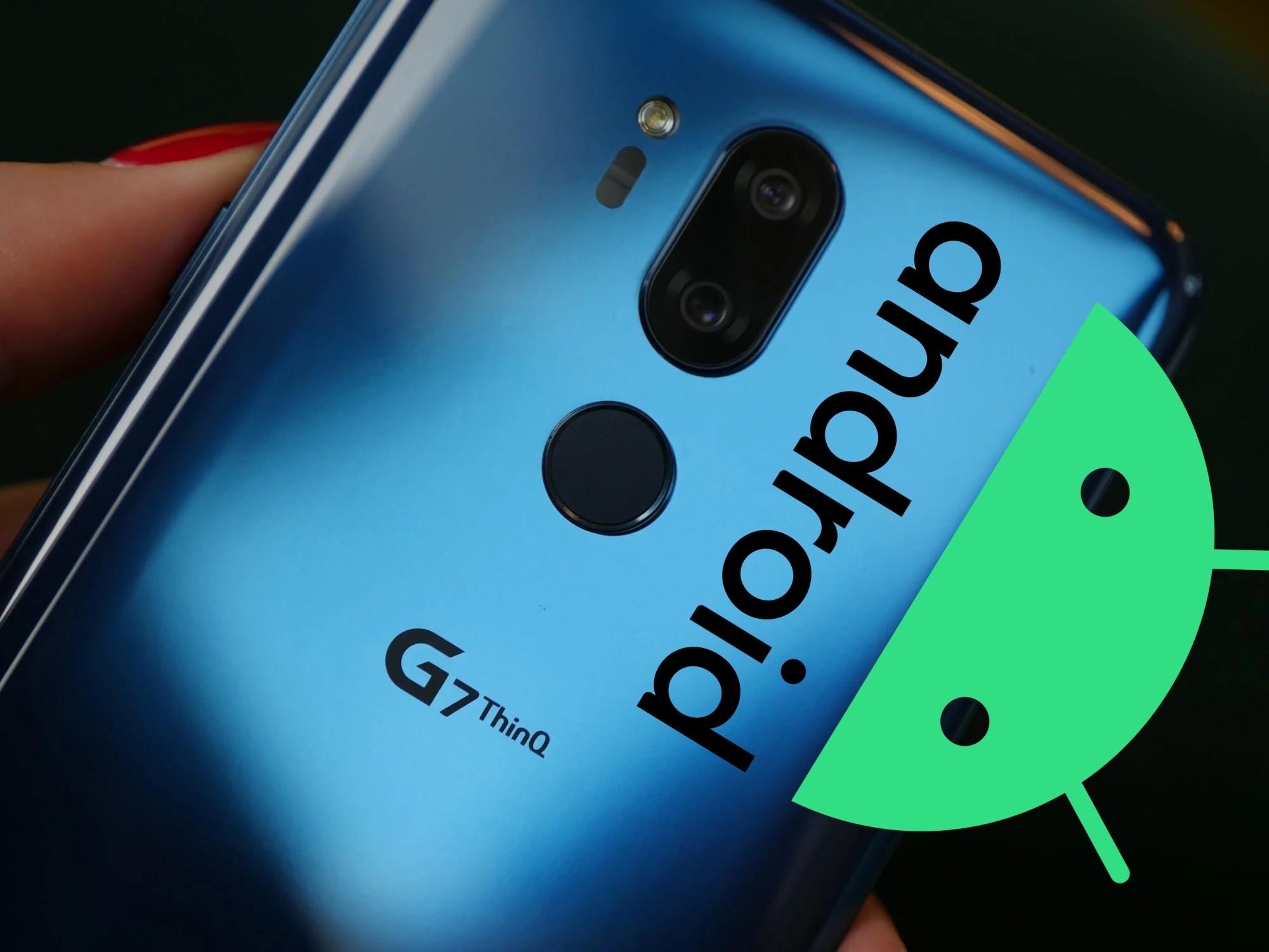 Android 10 trafia na LG G7 ThinQ w Polsce - znakomicie! 18 Android 10