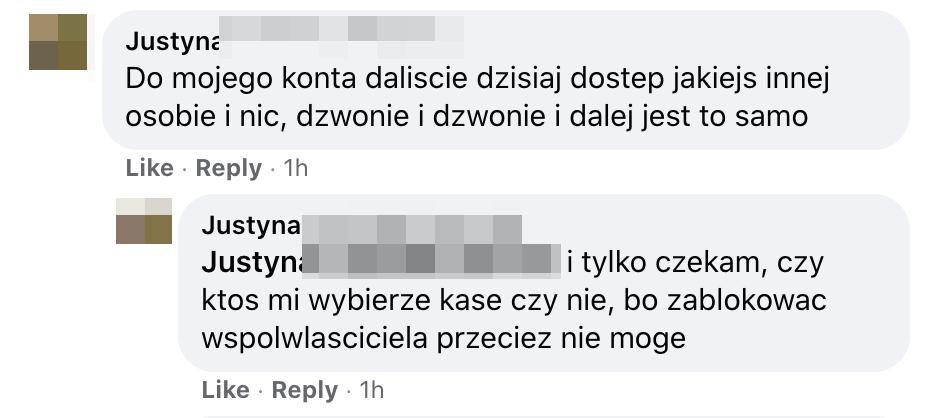 mBank wpadka.