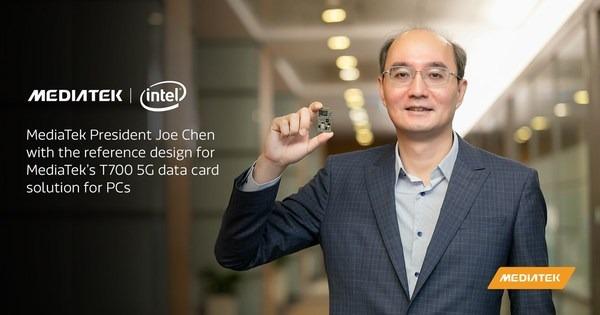 MediaTek musiał skorzystać z pomocy Intela, ale ma już swój pierwszy modem 5G dla laptopów